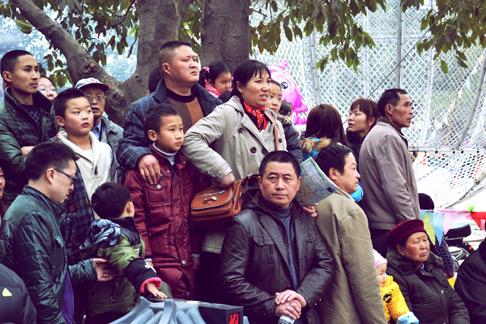 Chengdu world fair performances: Spring Festival 2013