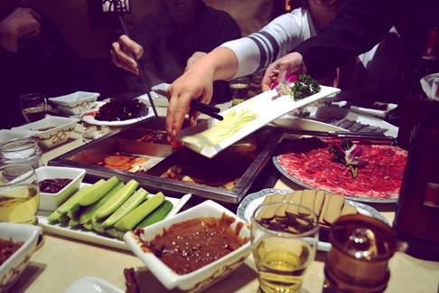 Sichuan Hotpot: Spring festival in Chengdu