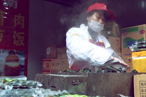 Dimsum in Chengdu: China travel blog Sichuan