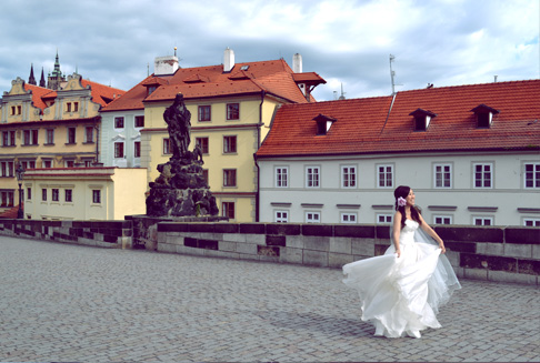 Indie Travel Blog Prague: The Nerd Inventory - A Princess in Prague